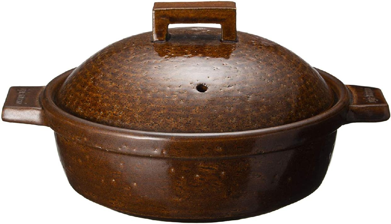 長谷園 ビストロ蒸し鍋  NCK-25の商品画像