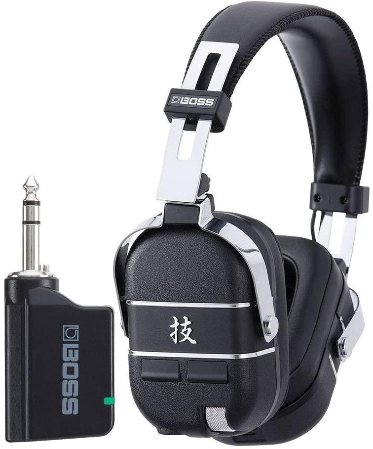 BOSS(ボス) ワイヤレスヘッドホン技 WAZA-AIRの商品画像