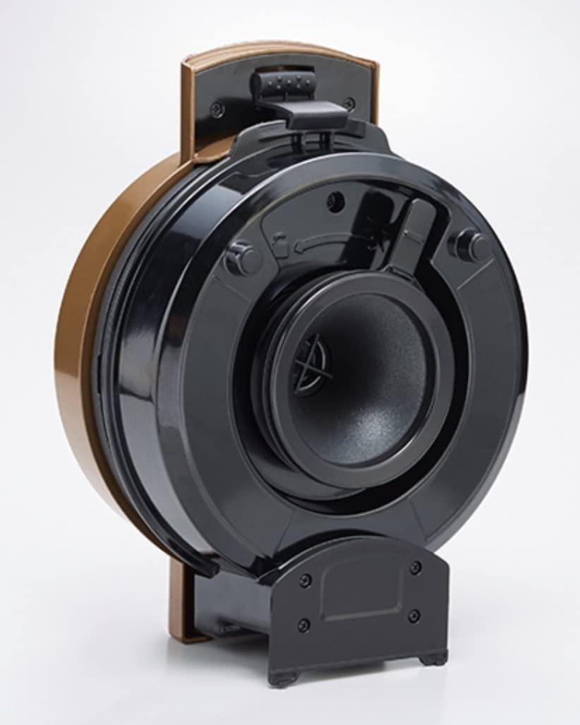 My Bistro(マイビストロ) ホールワッフルメーカー ブラウン AWM-297 BRの商品画像3