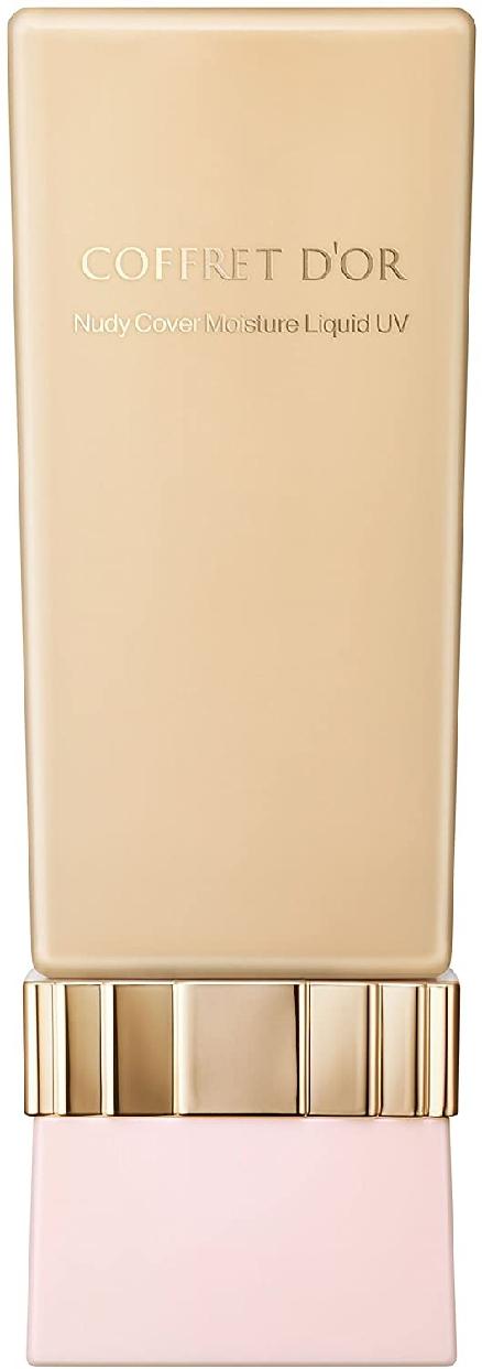 COFFRET D'OR(コフレドール)ヌーディカバーモイスチャーリクイドUV