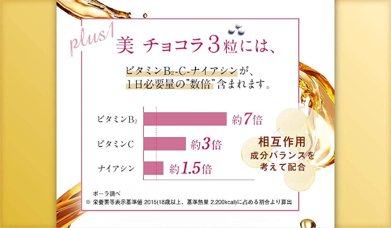 Eisai(エーザイ) 美 チョコラの商品画像4