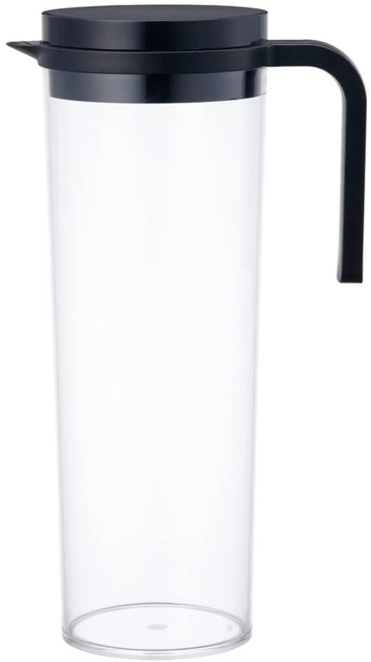KINTO(キントー) PLUG ウォータージャグ 1.2L 22485 ブラックの商品画像