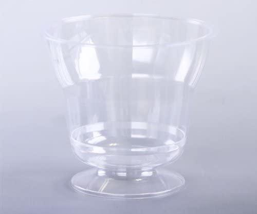 天満紙器(テンマシキ)デザートカップ L(無地) 100枚入 PS88210A-100の商品画像
