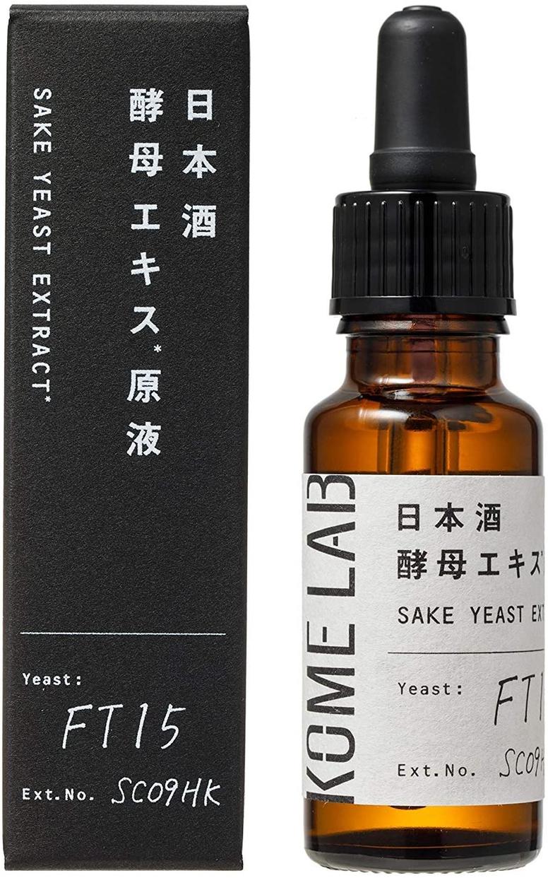 コメラボ 日本酒酵母エキス