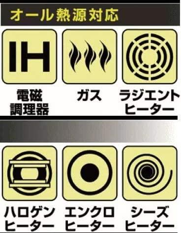 ダイシンショウジ 業務用ステンレス半寸胴鍋 (IH対応)30cmの商品画像3