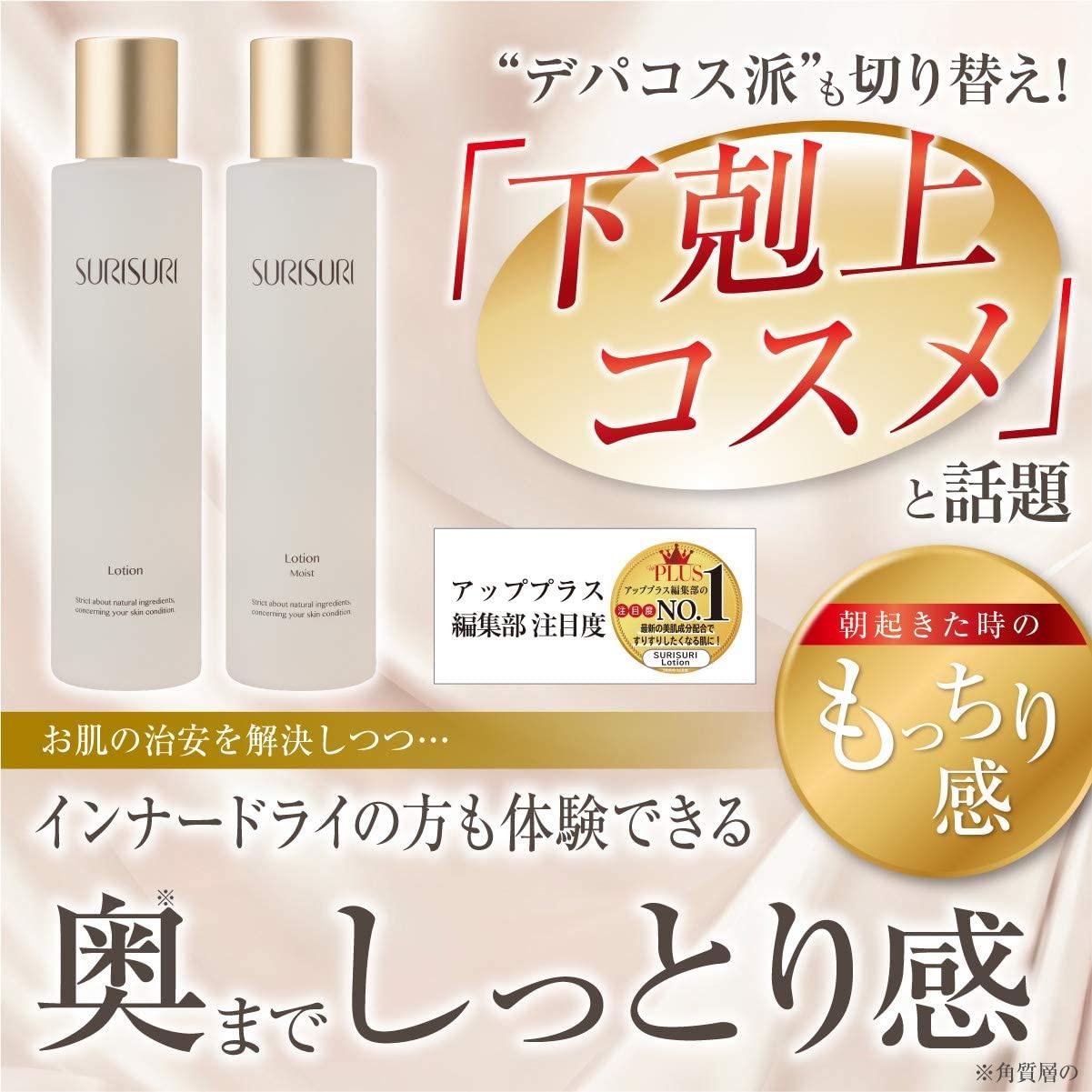SURISURI(スリスリ) ナノセルロースローションの商品画像2