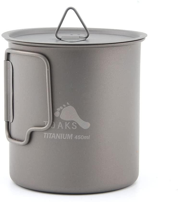 TOAKS(トーカス) チタンカップの商品画像2