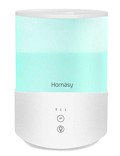 Homasy 卓上超音波式加湿器の商品画像