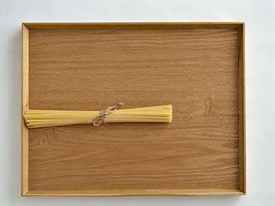 Table Ware East(テーブルウェアイースト)木製 ナチュラルスタックトレー44cm(LL)の商品画像4