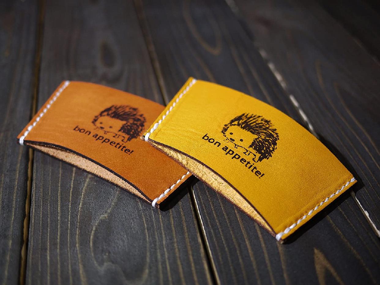 Leather Craft Luke(レザークラフト ルーク)レザー カップホルダーの商品画像5