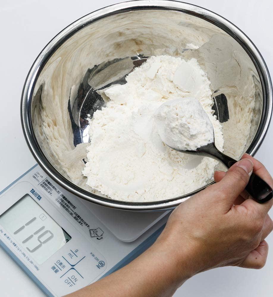 TANITA(タニタ) 洗えるクッキングスケール KW-220の商品画像8