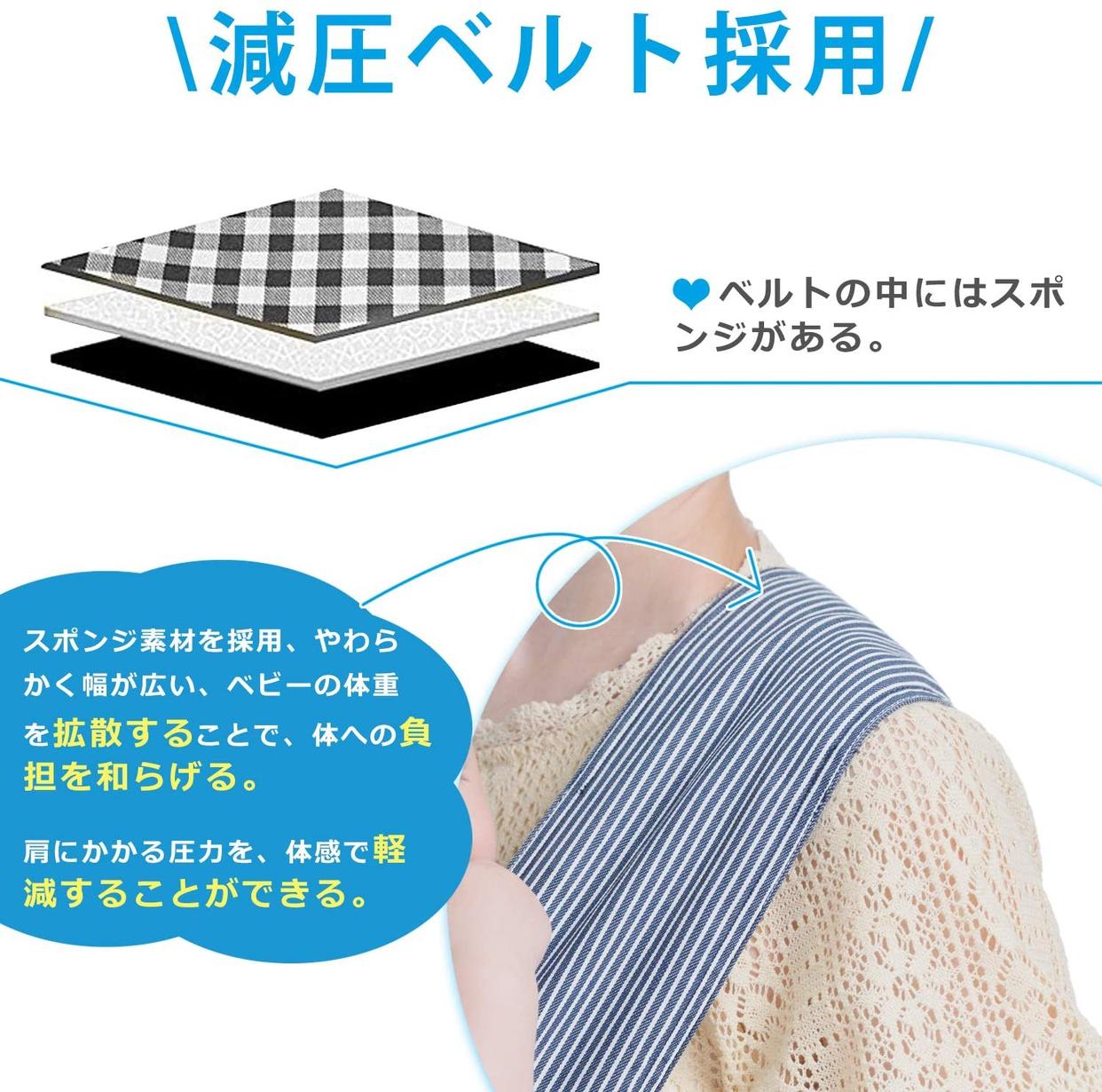 TWONE(ツォン) 抱っこひもの商品画像4