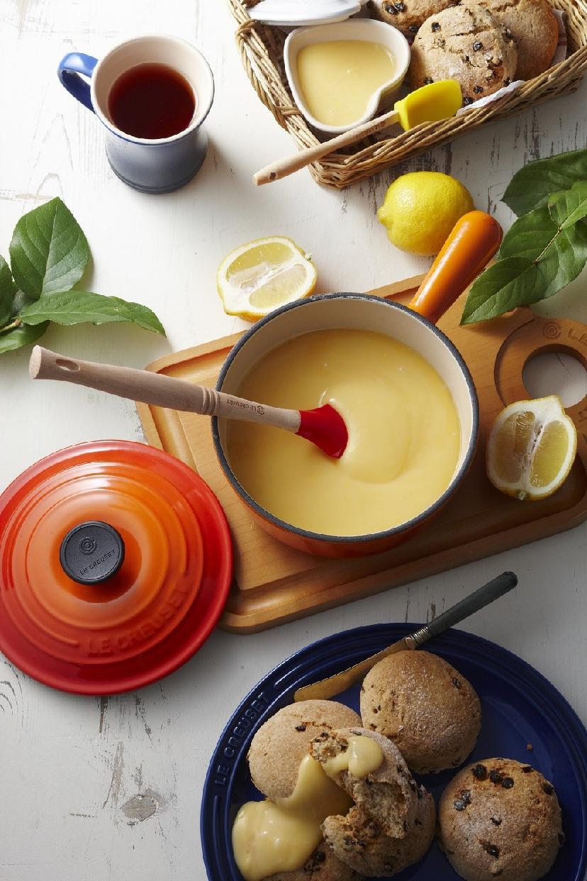 LE CREUSET(ル・クルーゼ) ソースパン 18cm オレンジ 2507の商品画像4
