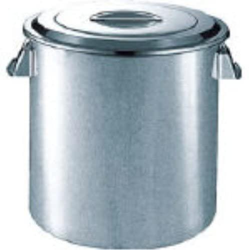 スギコ ステンレスキッチンポット蓋付 90x90 0.55L 手ナシ SH4609の商品画像