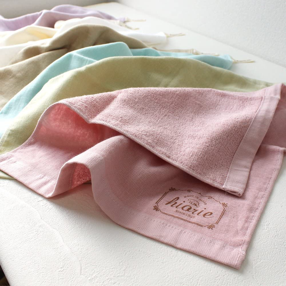 hiorie(ヒオリエ) ナチュラル ガーゼ バスタオルの商品画像4