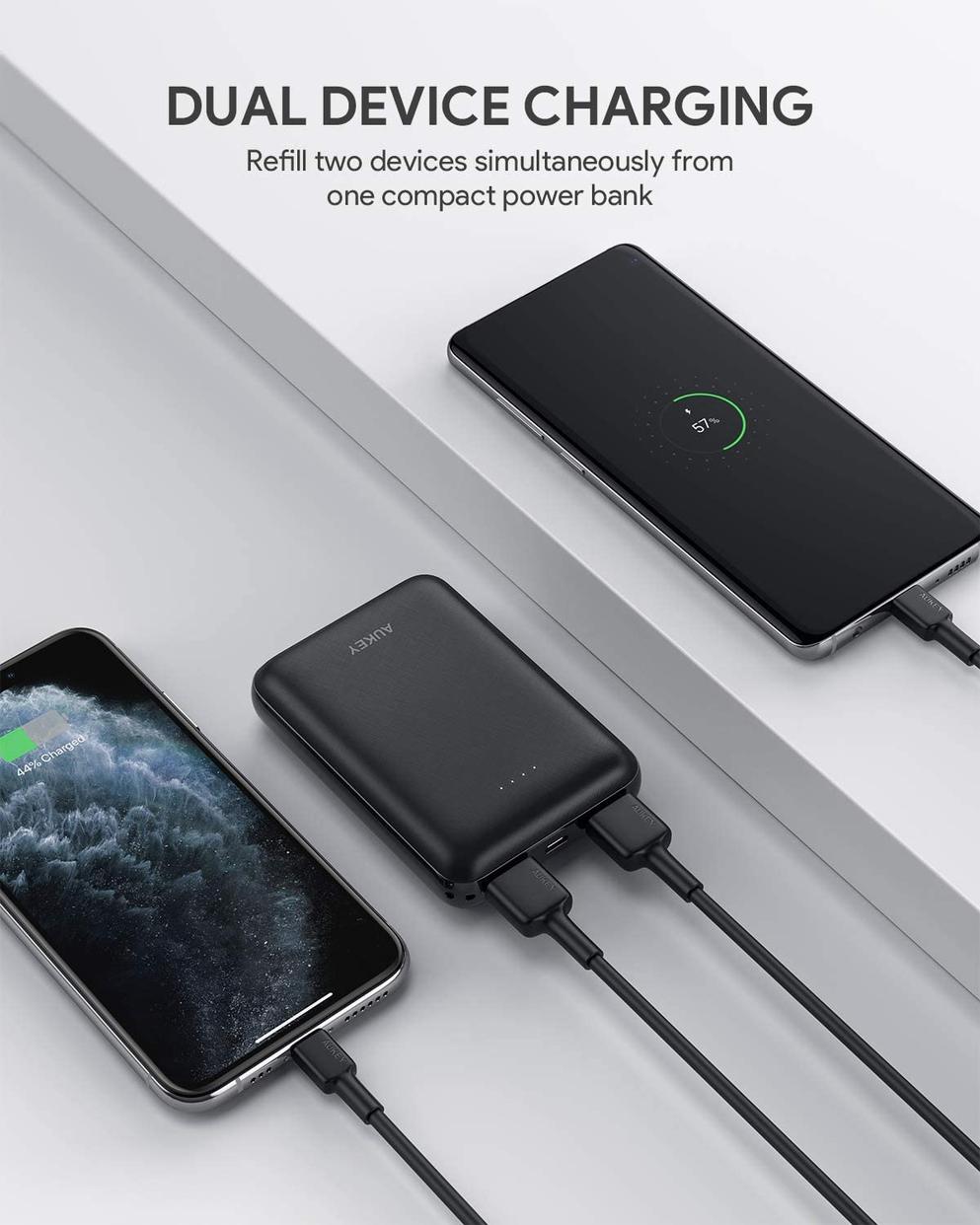 AUKEY(オーキー) 10000mAh モバイルバッテリー PB-N66の商品画像4