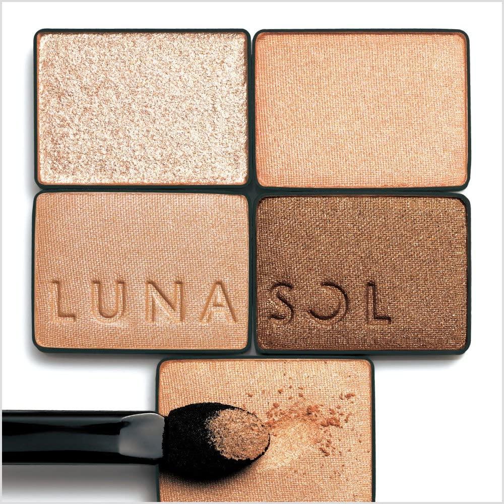 LUNASOL(ルナソル) スキンモデリングアイズの商品画像12