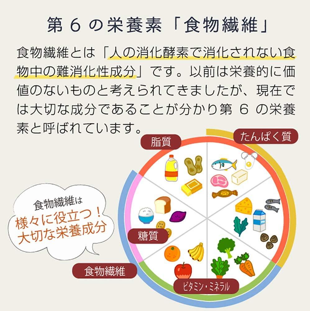 nichie(ニチエー) 水溶性食物繊維オーガニック イヌリンの商品画像8