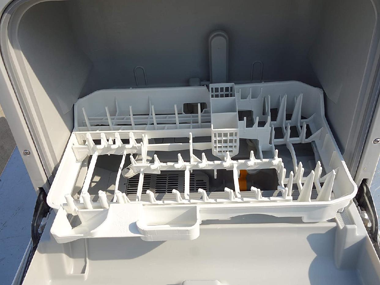 Panasonic(パナソニック) 食器洗い機 NP-TCB4-Wの商品画像4