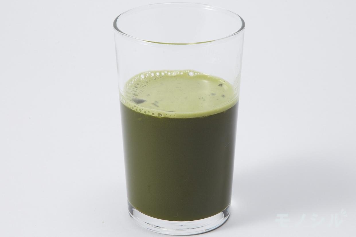 FANCL(ファンケル) 1日分のケール青汁の商品画像3 グラスに注いだ実際の商品