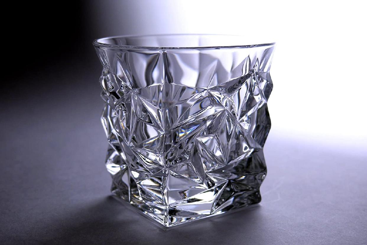 吉谷硝子(ヨシタニガラス) ボヘミアグラス グラシア 350 ml CZ-52の商品画像