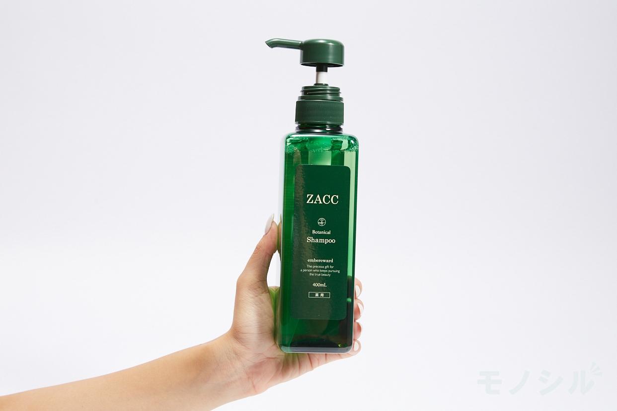 ZACC(ザック) ボタニカルスカルプ シャンプーの商品画像2