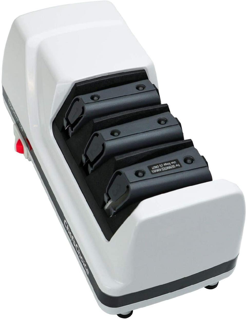 Chef's Choice(シェフチョイス)電動式包丁研ぎ器 120Nの商品画像3