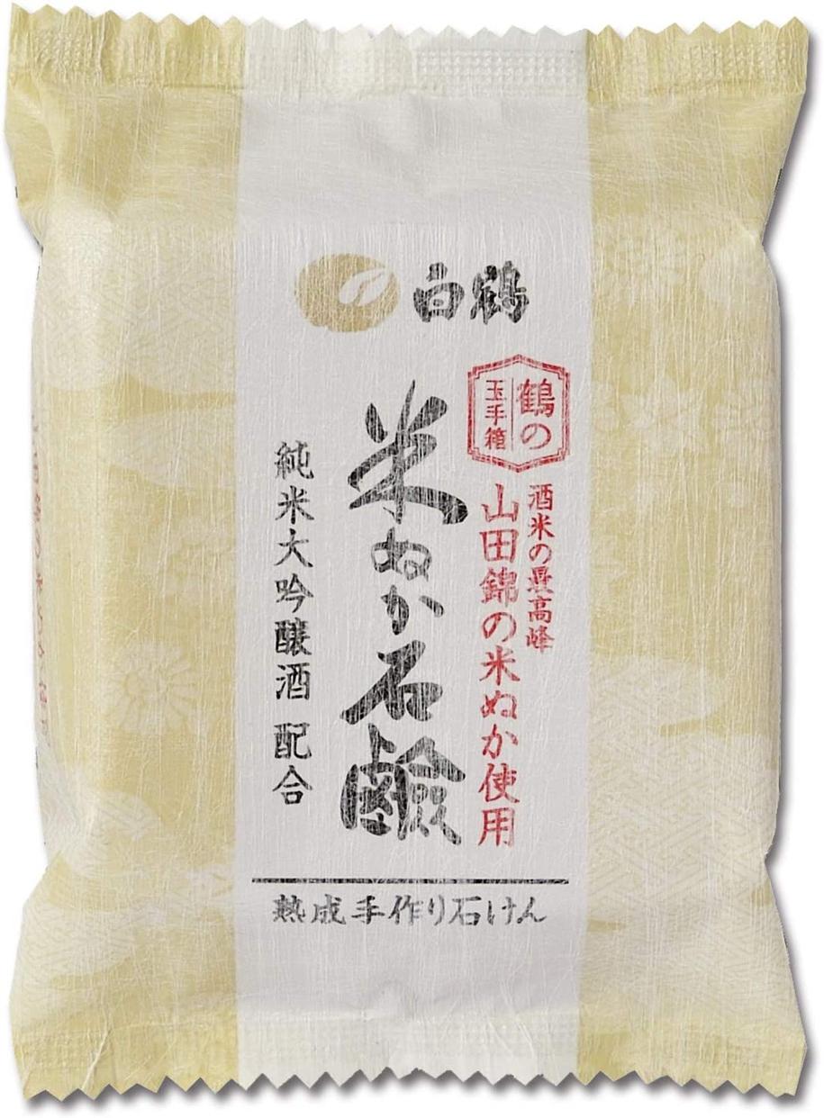 白鶴 鶴の玉手箱(ハクツル ツルノタマテバコ) 米ぬか石けんの商品画像