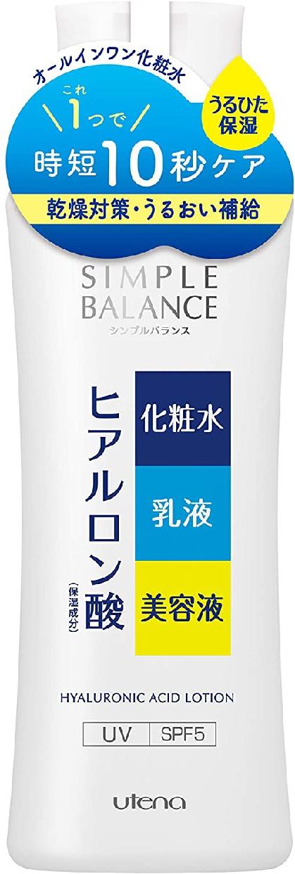 SIMPLE BALANCE(シンプルバランス) うるおいローション