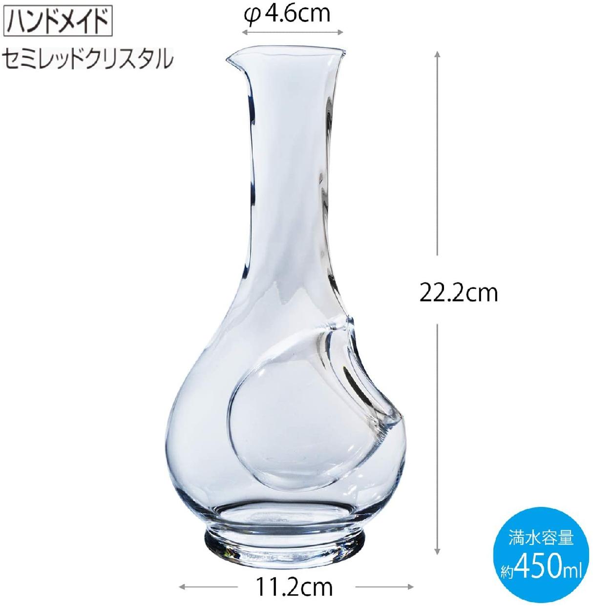 東洋佐々木ガラス(トウヨウササキガラス) ワインクーラー(小) 450ml 61232の商品画像3