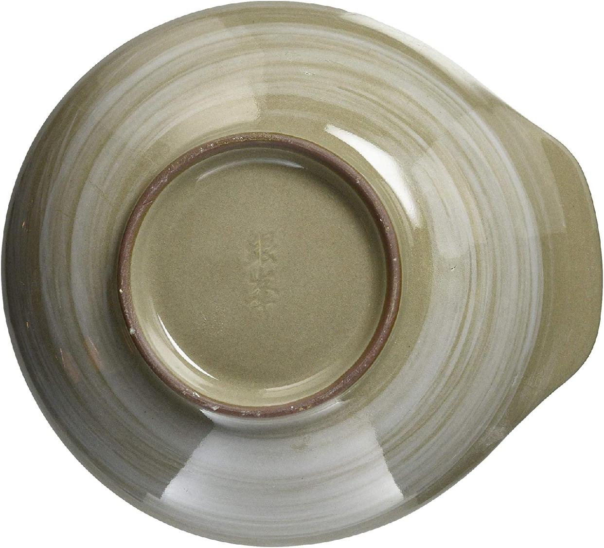 銀峯陶器 萬古焼 とんすい 花三島の商品画像3