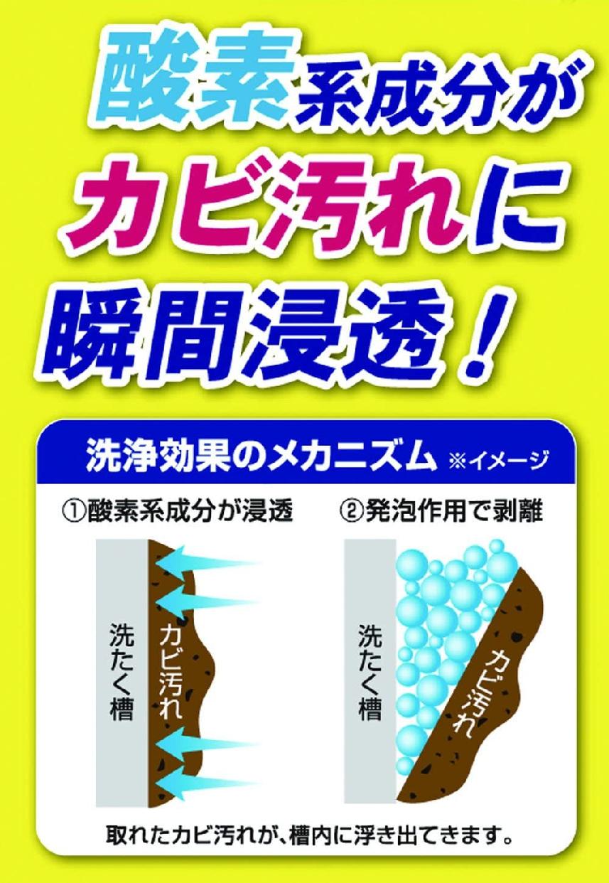 UYEKI(ウエキ)洗たく槽カビトルデスの商品画像5
