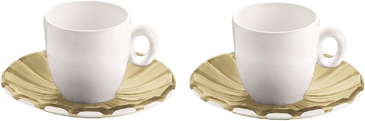guzzini(グッチーニ) エスプレッソカップ 2Pセット GRACEの商品画像