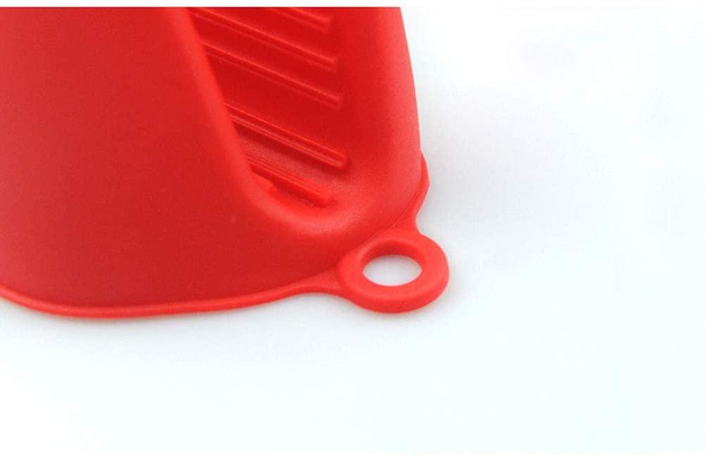 MRPOCKET(エムアールポケット)鍋つかみ オーブンミトン 2個セット (レッド)の商品画像3