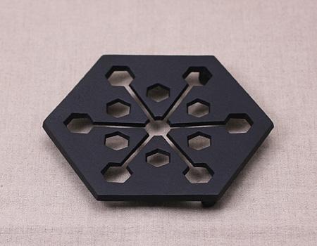 METROCS(メトロクス) 釜定 鍋敷き 六角の商品画像2