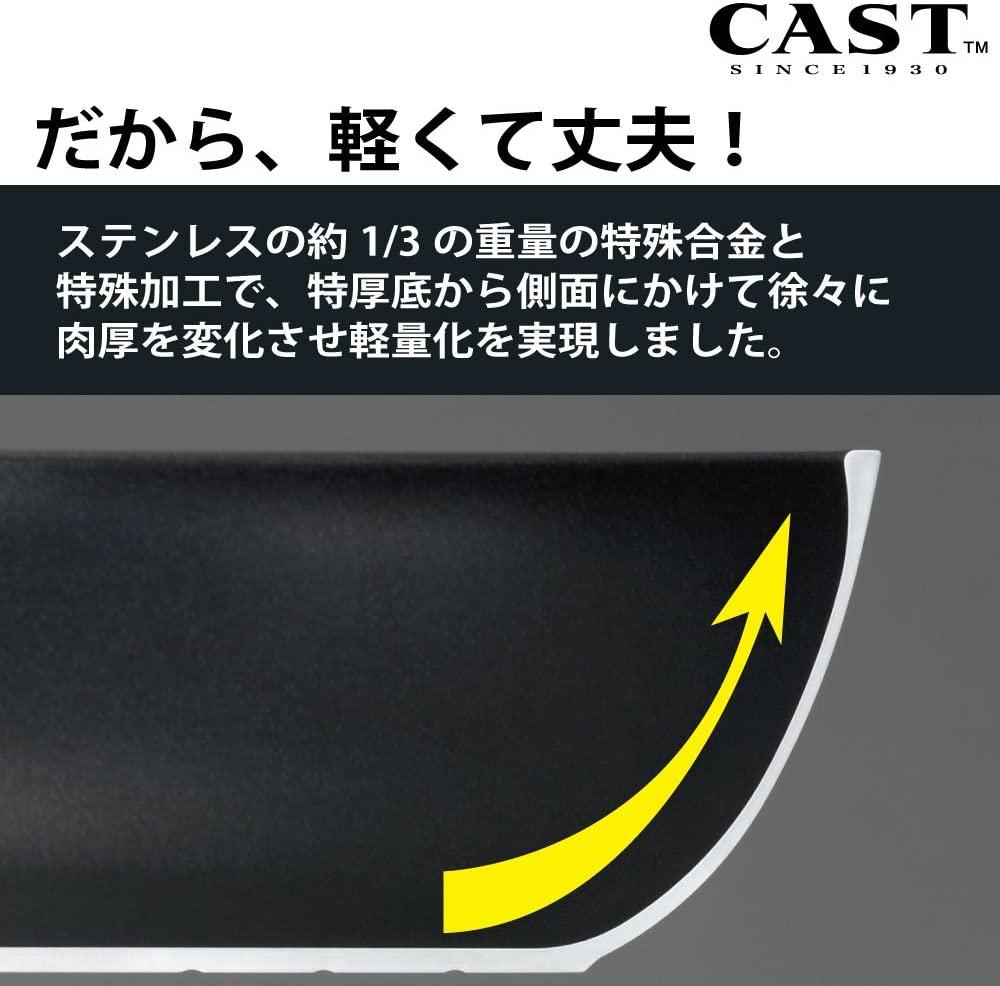 センレンキャスト いため鍋 32cmの商品画像6