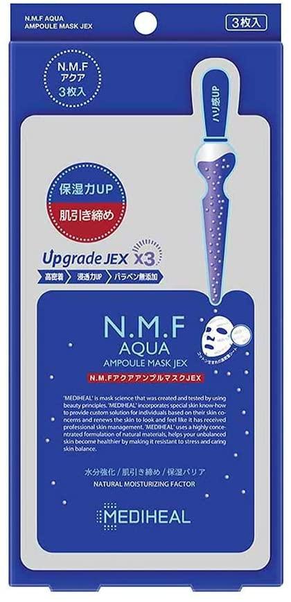 MEDIHEAL(メディヒール) N.M.F アクアアンプルマスクJEX