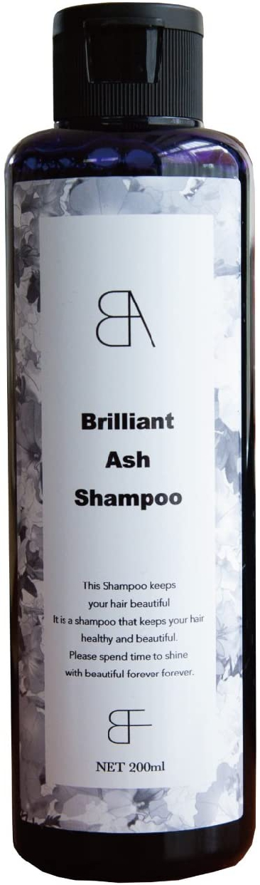 BELEUR(ベルール)BELEUR Brilliant Ash Shampoo(ブリリアント アッシュ シャンプー) カラーシャンプー シルバーシャンプーの商品画像
