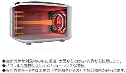 トウメイテック家庭用食品乾燥機 マレンギプレミアム D5 ホワイトの商品画像2