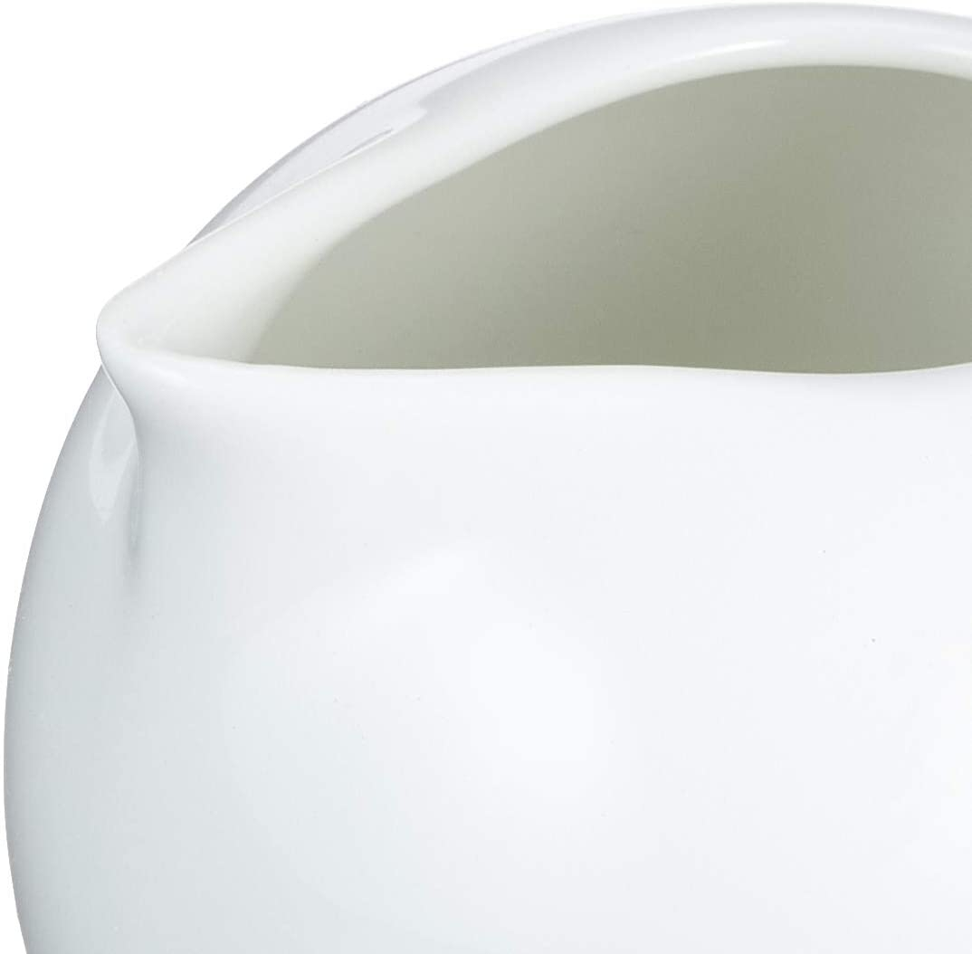comodo(コモド)ミルクピッチャー 白 P27301の商品画像8