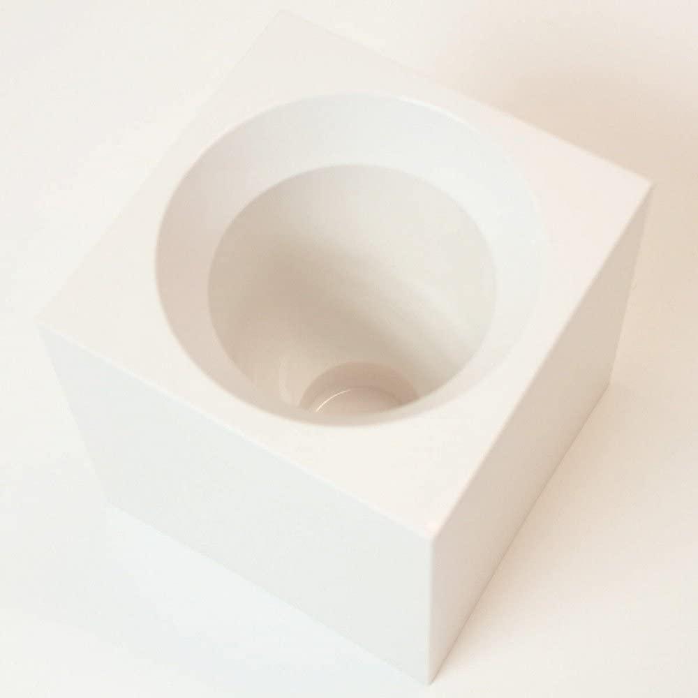 MARNA(マーナ) スクエア トイレブラシ (ホワイト) W061Wの商品画像4