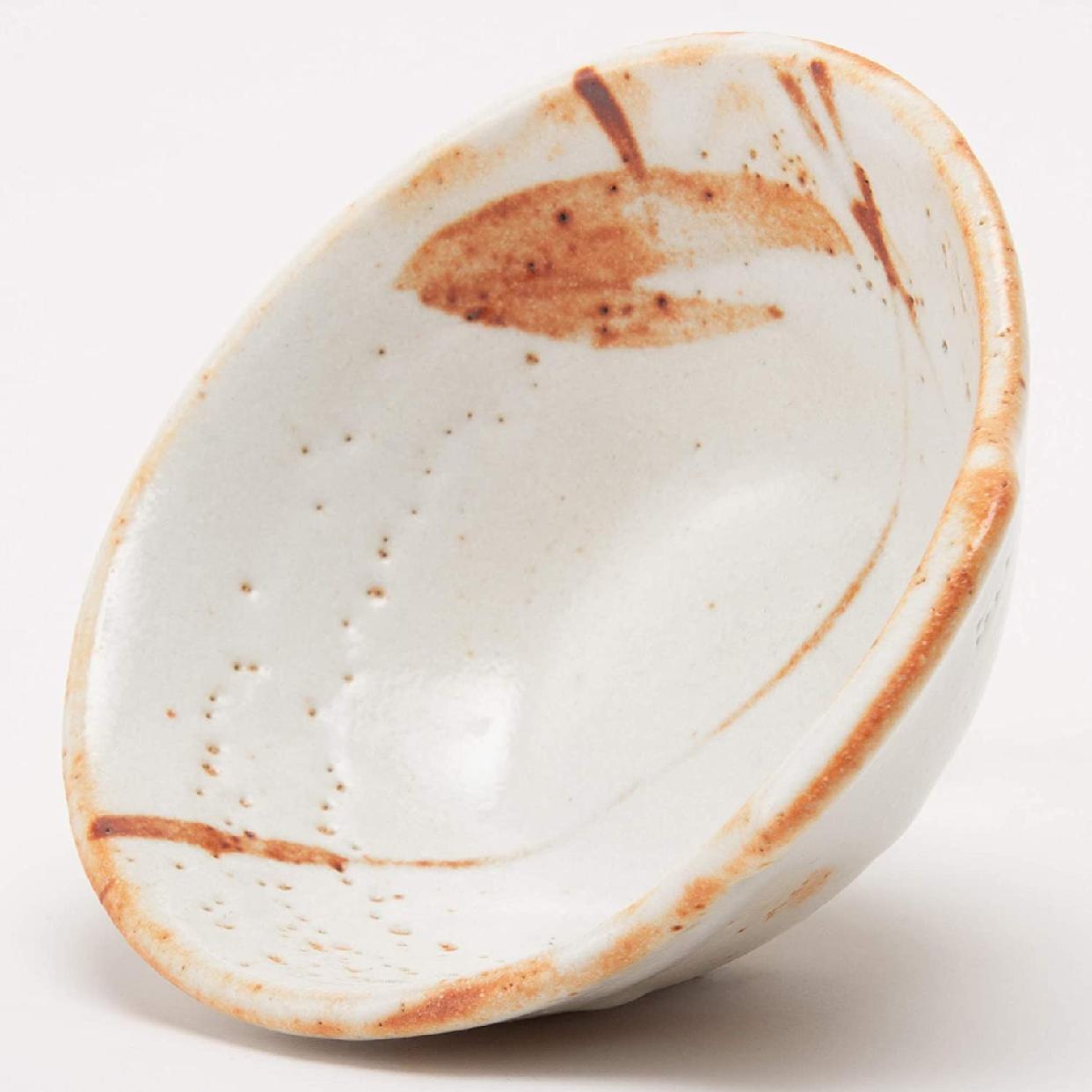 金陶苑 白志野芦呑水の商品画像2