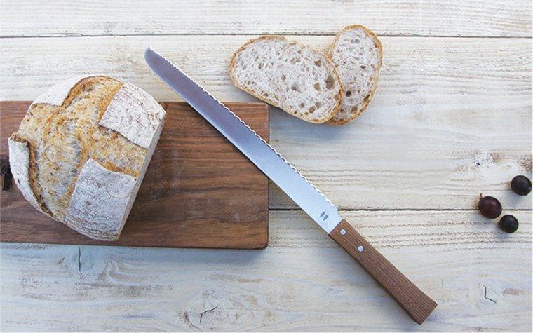 志津匠(しずたくみ)morinoki パン切りナイフ SM-4000 シルバーの商品画像2