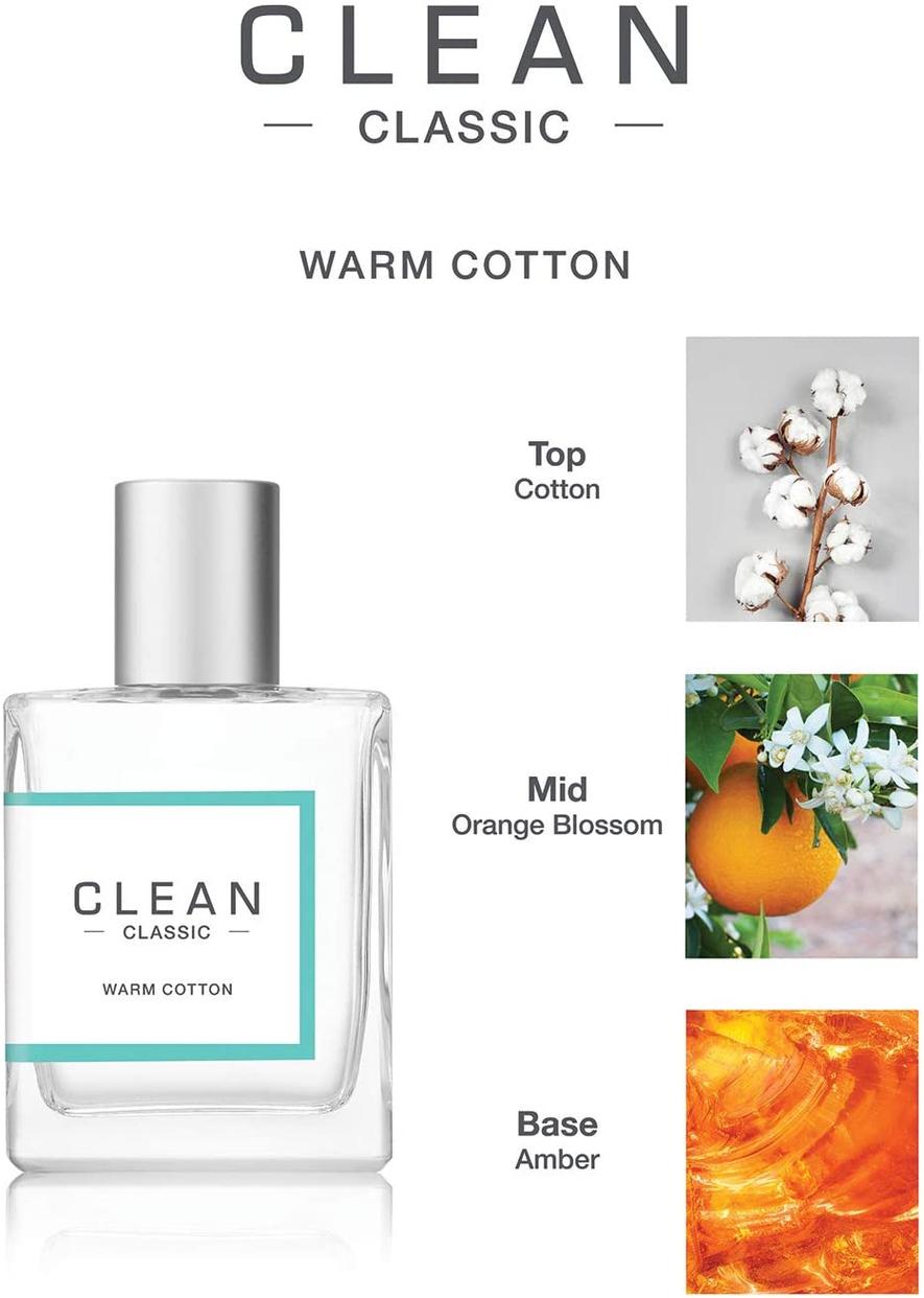 CLEAN(クリーン) クラシック ウォームコットン オードパルファムの商品画像7