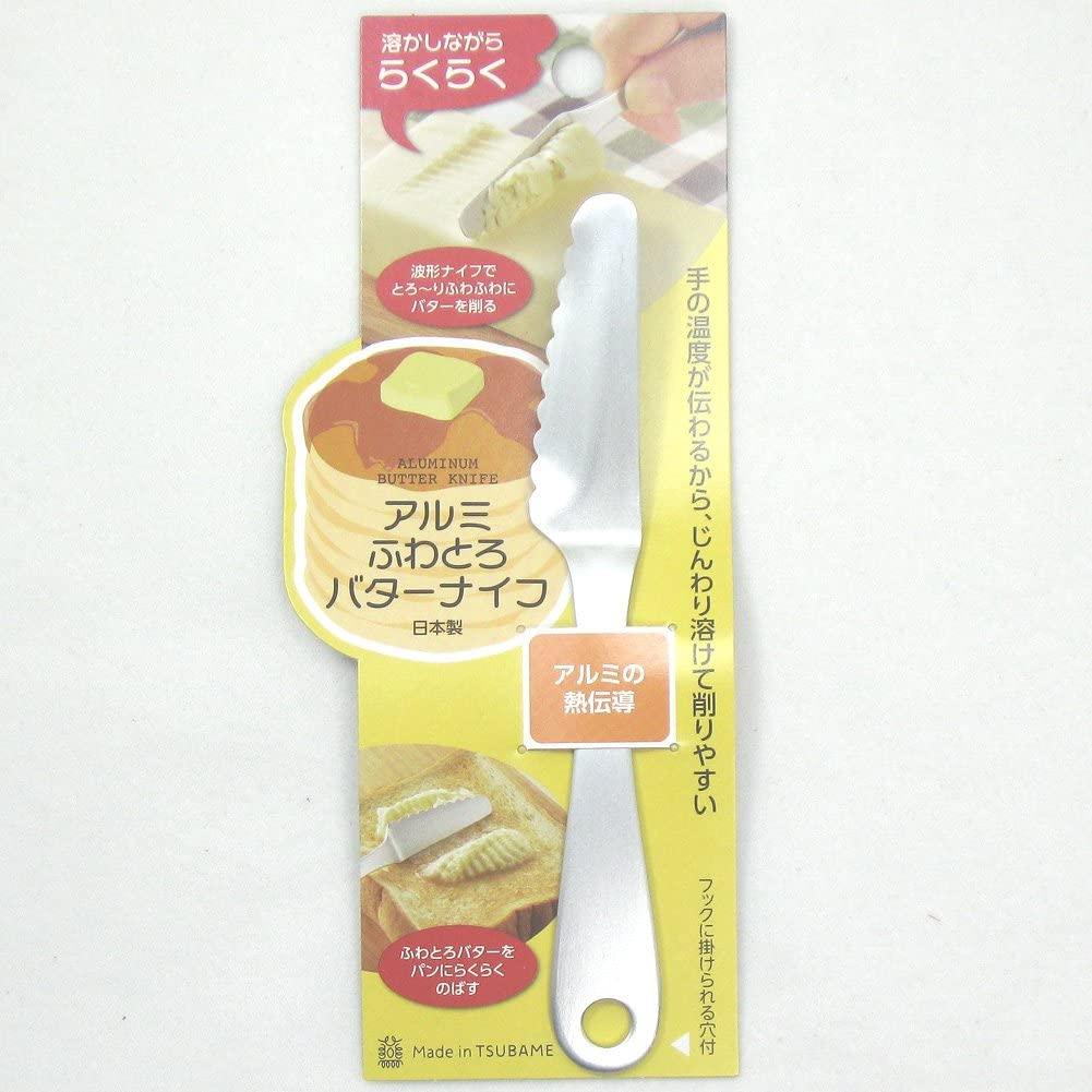 アイデアセキカワふわとろバターナイフ シルバーの商品画像3