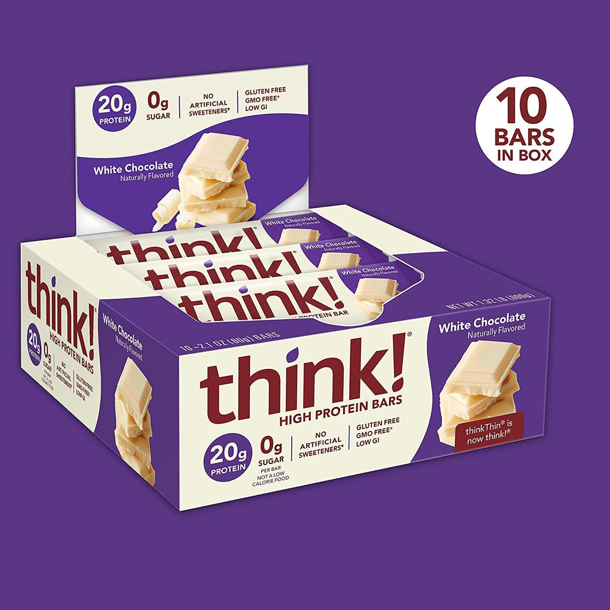 Think Thin(シンクシン) ローカーボダイエットバーの商品画像5