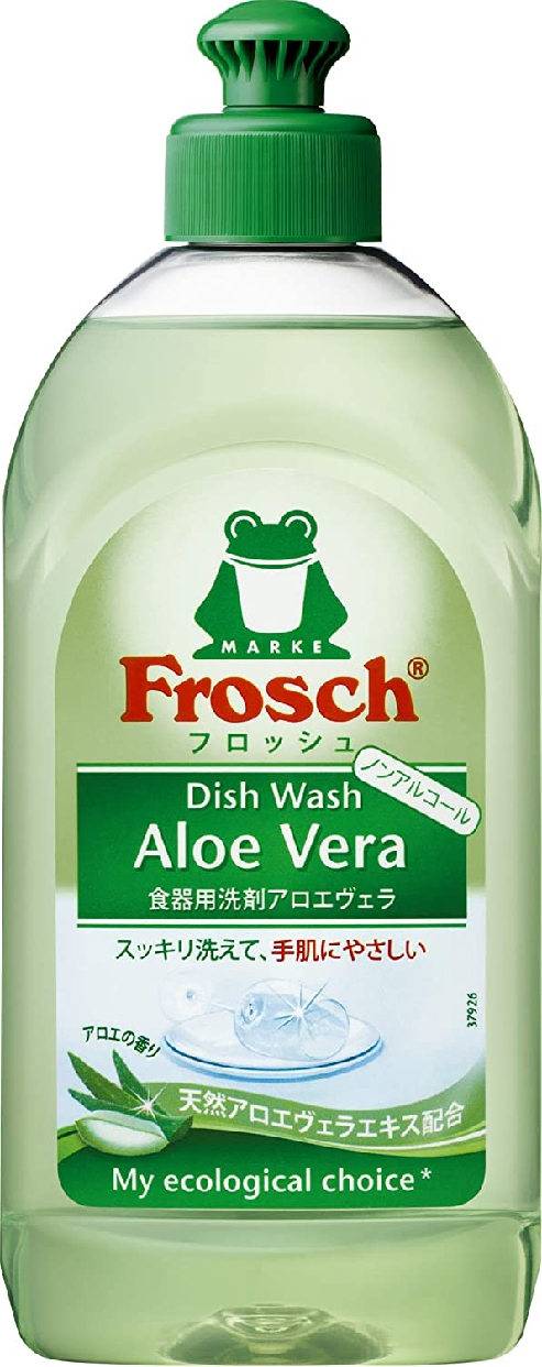 Frosch(フロッシュ) 食器用洗剤 アロエヴェラの商品画像