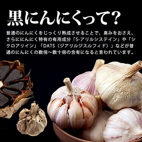 ogaland(オーガランド) 黒にんにく卵黄の商品画像4