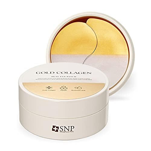 SNP(エスエヌピー) ゴールドコラーゲンデュアルアイパッチの商品画像