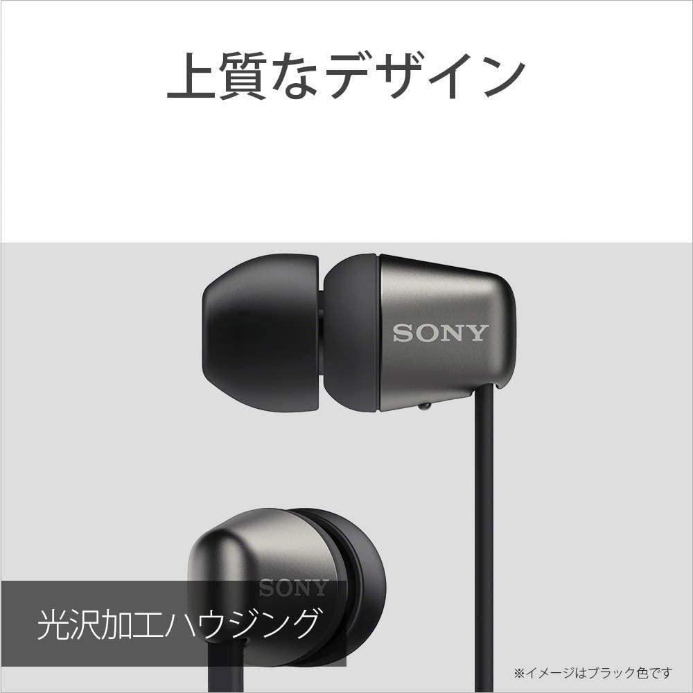 SONY(ソニー) ワイヤレスステレオヘッドセット WI-C310の商品画像7